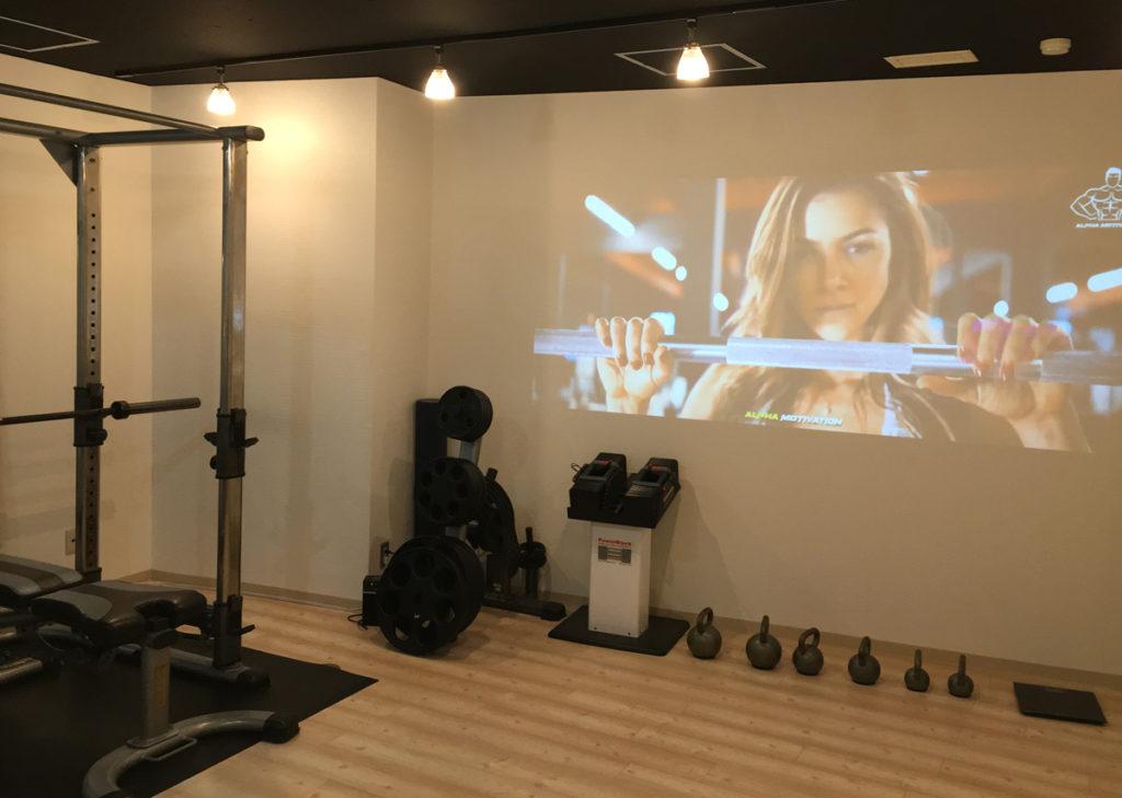 ManTwotwoプランのイメージ Axefit天王寺の完全個室パーソナルトレーニングジム
