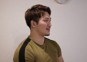 トレーナー紹介04|Axefit天王寺の完全個室パーソナルトレーニングジム